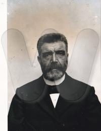 Abt 1890 Johannes Abraham Rijnders