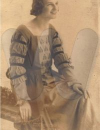 12 September 1938 - Jane (Jenny) Holmes