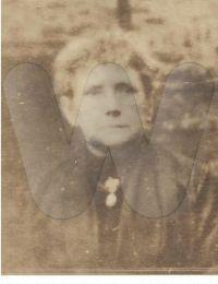 13 November 1863 - Sarah Ann Holmes