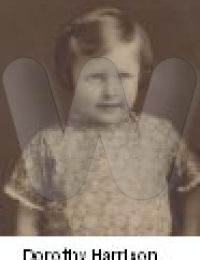 Dorothy Harrison (Abt 1928)