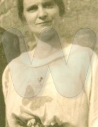 Edith Holmes (nee Foster)