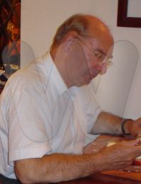 1970 Thomas (Tom) Holmes Born 1938