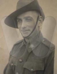 TELFORD William Martin James Army