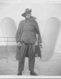 TELFORD William Martin James full uniform