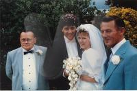 1988 VOCALE Tony, Tony & Cheryle Vocale & Ivan Telford