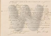 1887 Rijnders Paulus Death Record